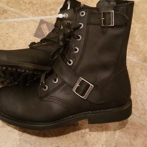 NWT in box Harley Davidson men's boots